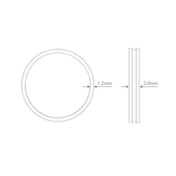 Eterniti Her Ring Dimensions