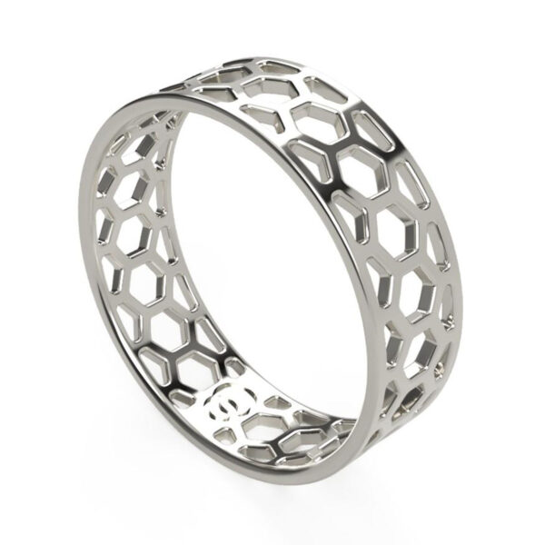 Uniti 1966 Platinum white gold silver Ring for her