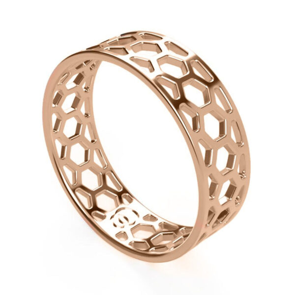 Uniti 1966 Red Gold Ring for her