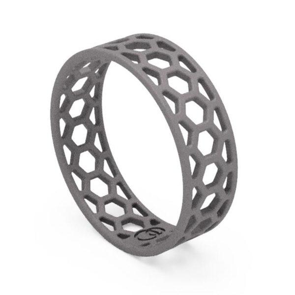Uniti 1966 Titanium Ring for her
