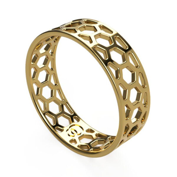 Uniti 1966 Yellow Gold Ring for her