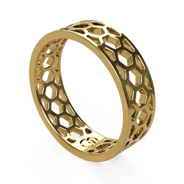 Uniti 1966 Yellow Gold Ring for him