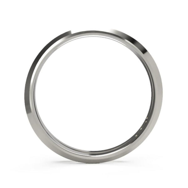 Uniti Evolution Platinum white gold silver Ring
