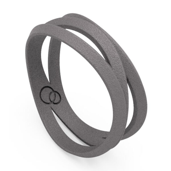 Uniti Evolution Titanium Ring