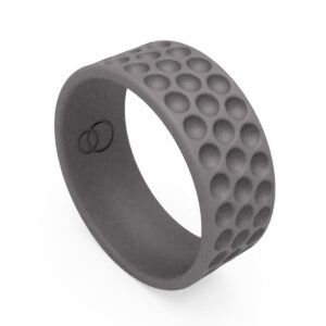 Uniti Links Titanium Ring