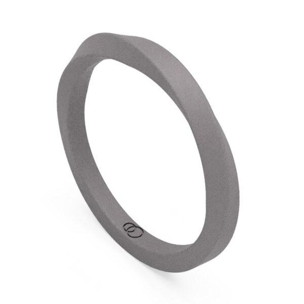 Uniti Morbius titanium Ring
