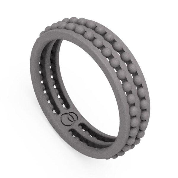 Uniti Royalti Titanium Ring