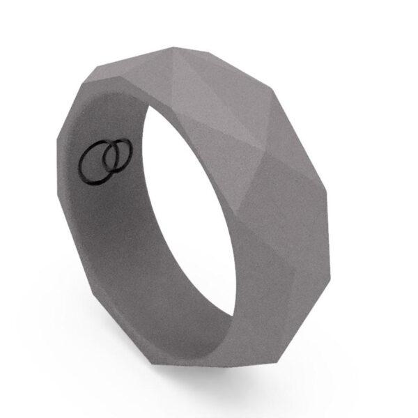 Uniti Tetra Titanium Ring