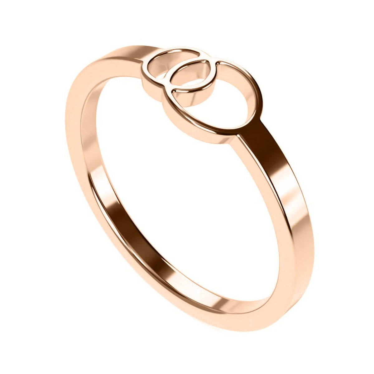 Uniti Unite Red Gold Ring