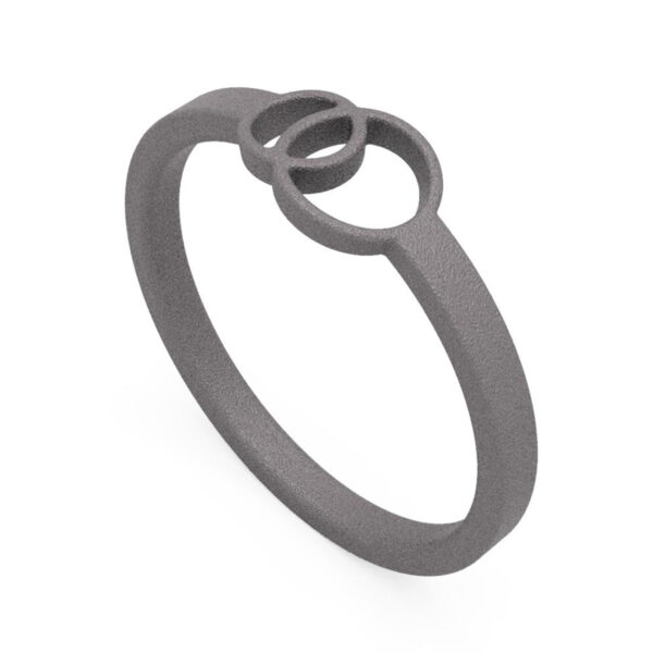 Uniti Unite Titanium Ring