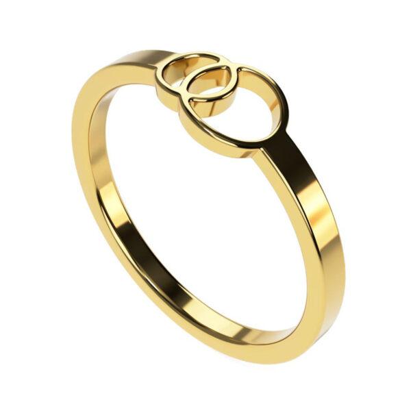 Uniti Unite Yellow Gold Ring