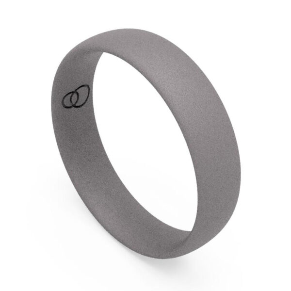 Uniti Court titanium Wedding Ring for him