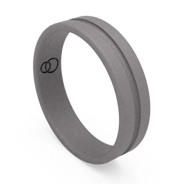 Uniti Eterniti Titanium Wedding Ring for him