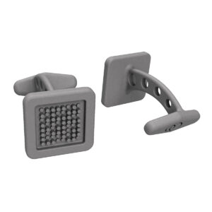 Uniti Matrix Titanium Cufflinks